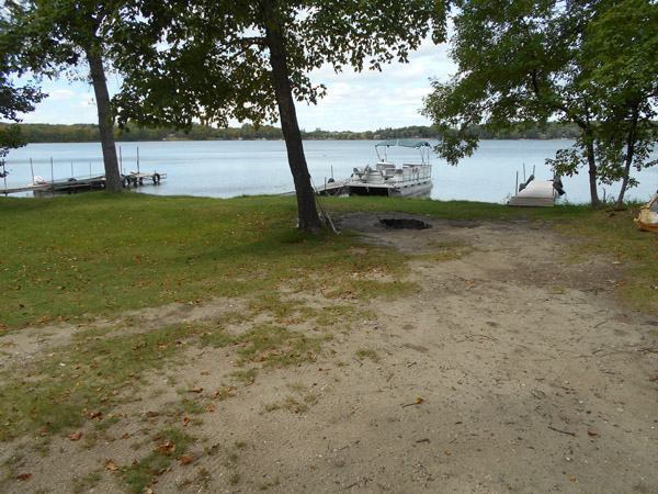 Gribble S Cozy Cove Resort Waterfront Cabin Rentals On